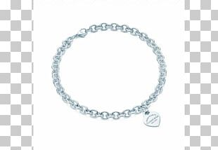 Tiffany & Co. Charms & Pendants Necklace Bracelet Tiffany Blue PNG