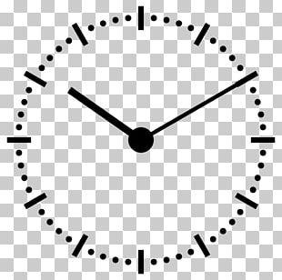 Clock Face Analog Signal Analog Watch Digital Clock PNG