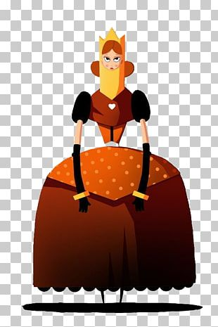Queen Of Hearts Queen Regnant Icon PNG