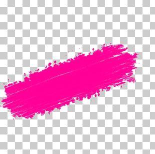 Brush Magenta Pink Purple PNG