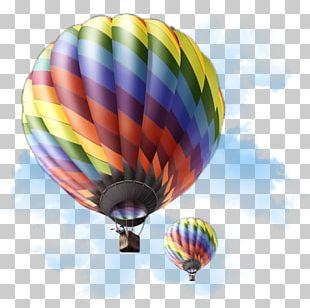 Flight Air Travel Package Tour Hot Air Balloon PNG