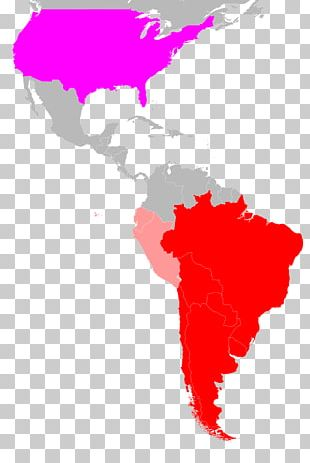 Latin America South America Caribbean United States Central America PNG
