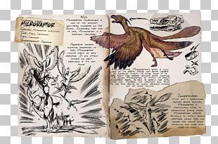 ARK: Survival Evolved Microraptor Giganotosaurus Pachyrhinosaurus Spinosaurus PNG
