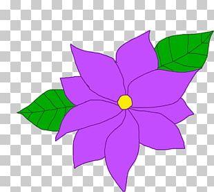 Flower Violet Purple Lilac Magenta PNG