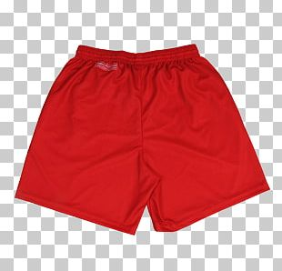 Short Pant Red Sport PNG