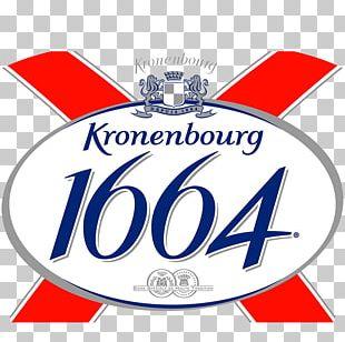 Kronenbourg Brewery Beer Kronenbourg Blanc Logo Kronenbourg 1664 PNG