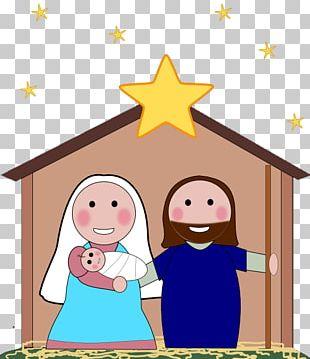 Nativity Scene Nativity Of Jesus Christmas PNG