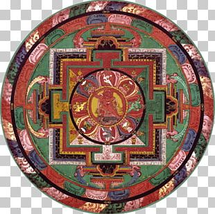 Tibetan Buddhism Mandala Tibetan Buddhism Vajra PNG