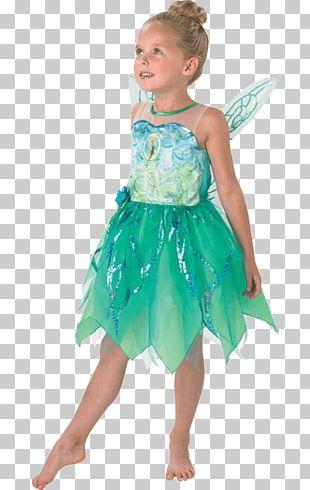 Tinker Bell Disney Fairies Secret Of The Wings Peter Pan Costume PNG