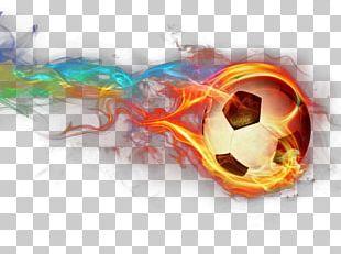 Light Liberty Flames Mens Soccer Football PNG