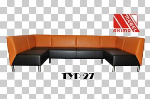 Furniture Couch Sofa Bed Tuffet PNG