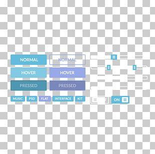 Brand Blue Pattern PNG