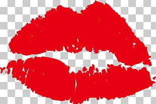Lip Red Icon PNG