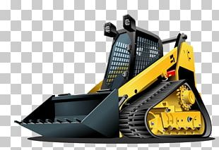 Skid-steer Loader Stock Photography Heavy Equipment Illustration PNG