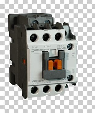 Circuit Breaker Contactor Wiring Diagram Electrical Wires & Cable Electrical Switches PNG