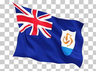 Flag Of Anguilla National Flag PNG