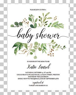 Wedding Invitation Paper Green Wedding Leaf PNG