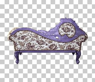 Chaise Longue Chair Couch PNG