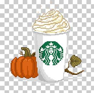 Pumpkin Spice Latte Pumpkin Pie Coffee PNG