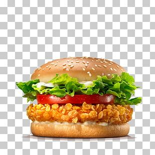 Chicken Sandwich Whopper Hamburger Burger King Specialty Sandwiches Crispy Fried Chicken PNG
