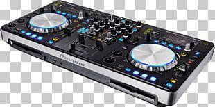 Disc Jockey DJ Controller Pioneer DJ Virtual DJ CDJ PNG