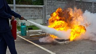 Fire Extinguishers Fire Safety Training Fire Protection PNG