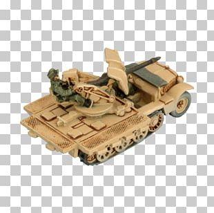 Armored Car Sd.Kfz. 10 Half-track Sd.Kfz.10/4 Anti-aircraft Warfare PNG