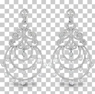 Earring Diamond Cut Jewellery Colored Gold PNG