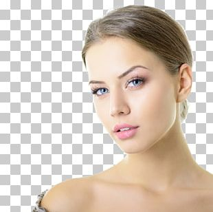 Face Woman Desktop Facial Care PNG
