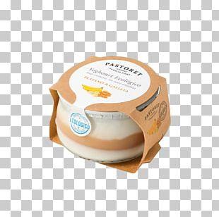 Crumble Custard Cream Flavor Yoghurt Biscuit PNG