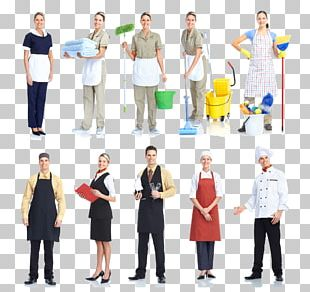 Uniform Dry Cleaning Hotel Housekeeping PNG