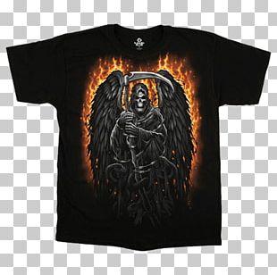 T-shirt Death Human Skull Symbolism Satan PNG