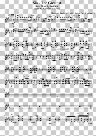 Sheet Music Violin Flute Musical Note PNG