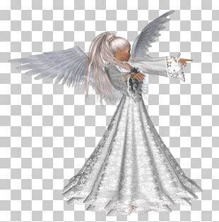 Costume Design Figurine Angel M PNG