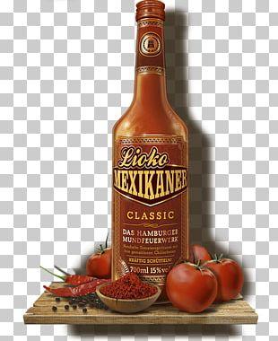 Liqueur Sweet Chili Sauce Ketchup Flavor PNG