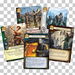 A Game Of Thrones: Second Edition Fantasy Flight Games Card Game PNG