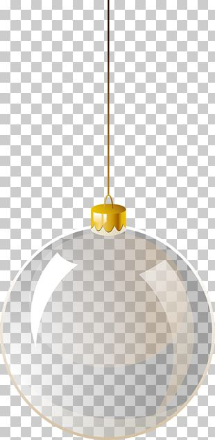 Light Fixture Yellow Material PNG