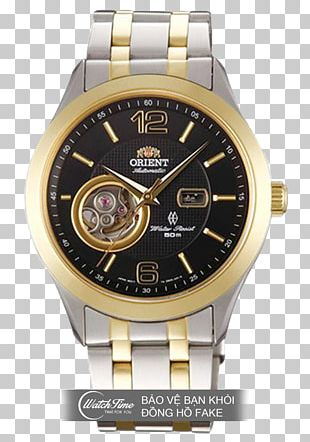 Orient Watch Automatic Watch Rolex Clock PNG