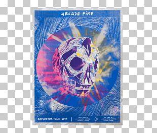 Poster Arcade Fire Reflektor Concert PNG
