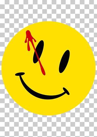 Watchmen Edward Blake Smiley Ozymandias Rorschach PNG