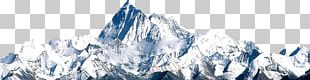 Himalayas Mountain Snow PNG