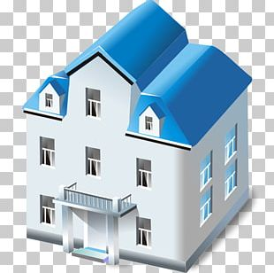 House ICO Building Icon PNG