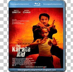 The Karate Kid Film Poster Jaden Smith PNG