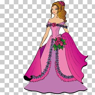 Disney Princess Cartoon Illustration PNG