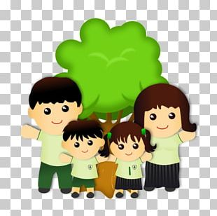 Little Family Tree Genealogy Child PNG