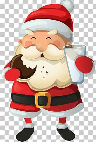 Mince Pie Santa Claus Christmas Pudding PNG