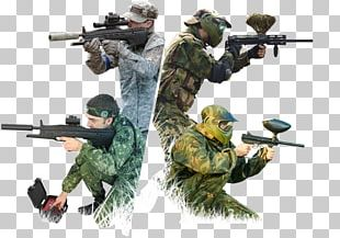 Paintball Laser Tag Game Airsoft Guns Shooting Sport PNG