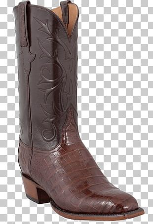 Cowboy Boot Tony Lama Boots Double-H Boots PNG