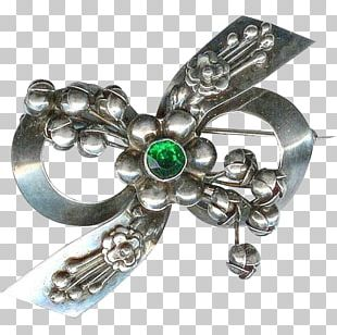 Jewellery Silver Clothing Accessories Brooch Metal PNG