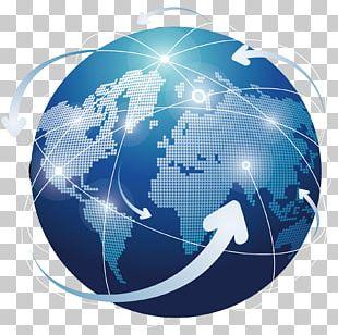 Globe Logo PNG